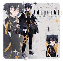 [OPEN]Adoptable #48 AUCTION by VoXsis
