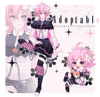 [OPEN]Adoptable #53 AUCTION by VoXsis