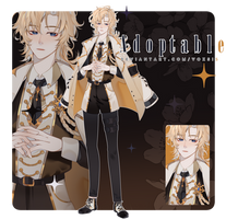 [OPEN]Adoptable #54 AUCTION by VoXsis
