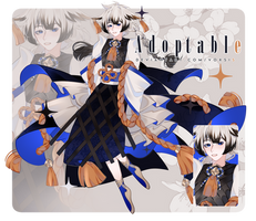 [OPEN]Adoptable #55 AUCTION by VoXsis