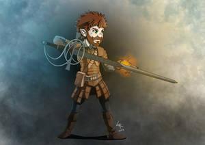 Eldritch Knight Gnome