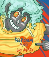 Mad Calm by atenineten