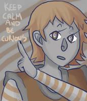 Curious Calm by atenineten