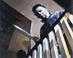 Michael Myers Painted 6