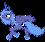 Luna Running - By Request