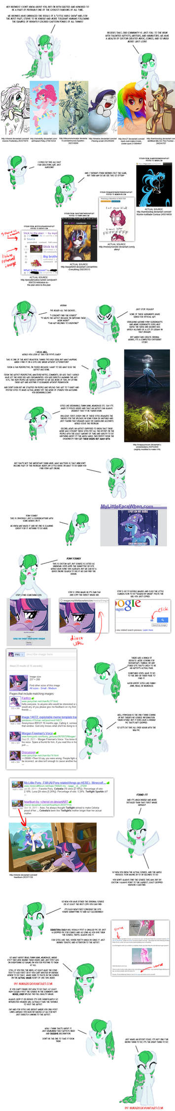 Pony Service Announcement!
