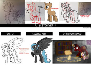 Art Giveaway - Want some free art? by Nimaru