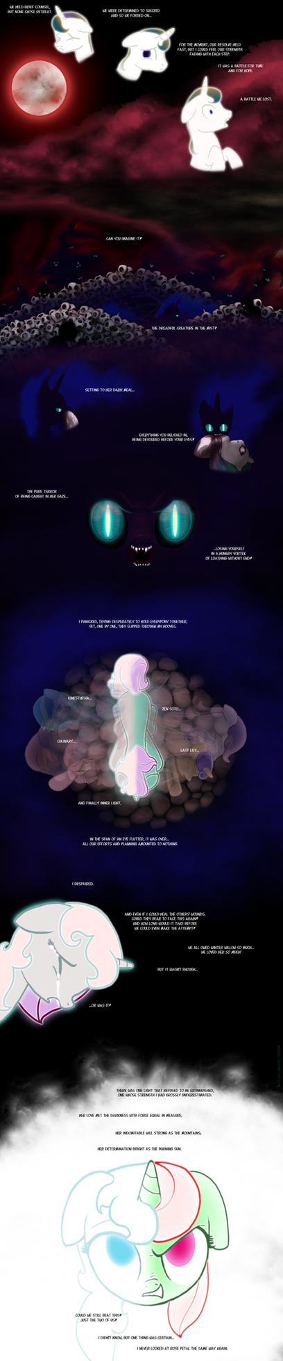 Crabapple and Willow - Part 7 (Warning: dark-ish) by Nimaru