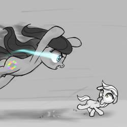 Run Butter, RUN! by Nimaru