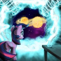 Science Pony by Nimaru