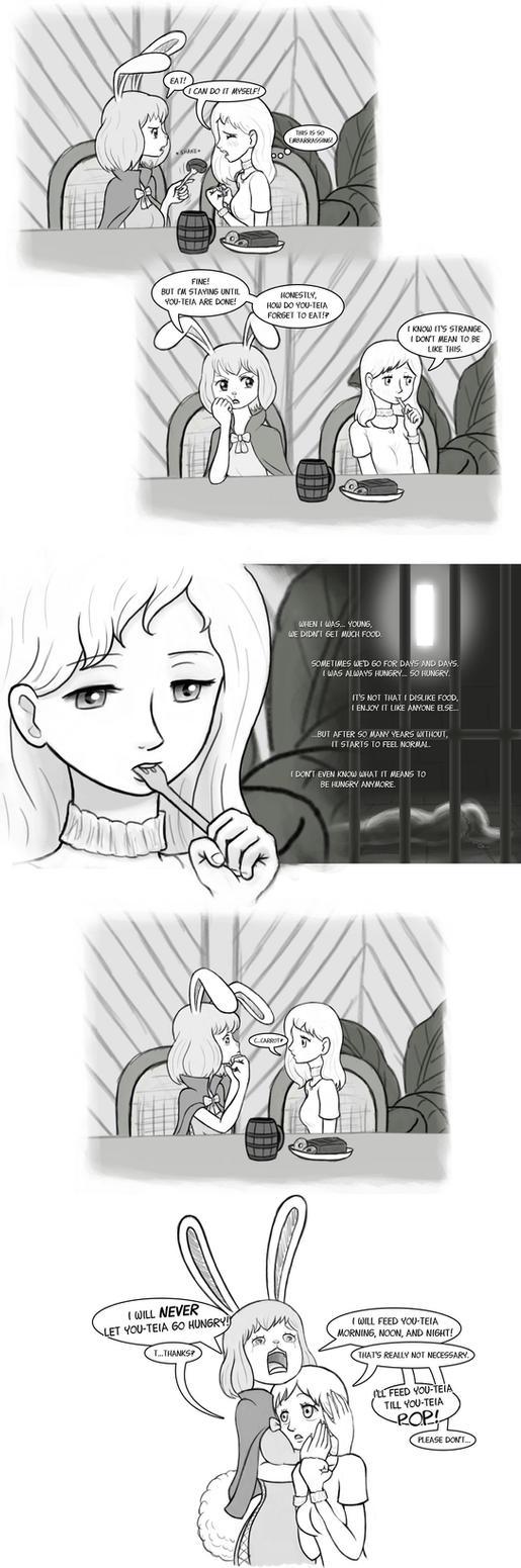 Distracting Dinner - Part 4 (final) by Nimaru