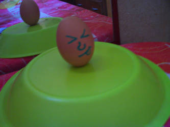 Egg by lorrane12