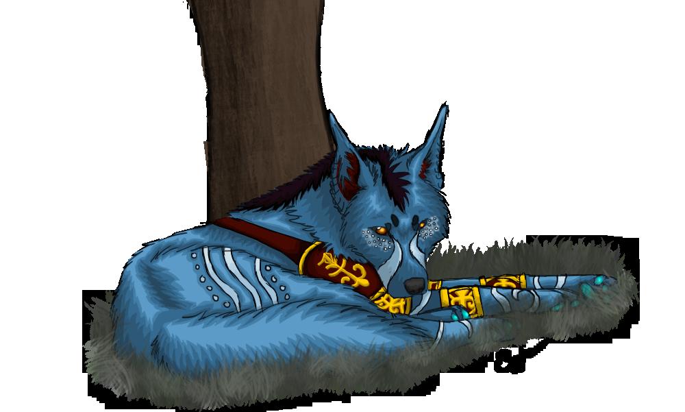 Akulu by Dacianawolf