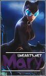 Avatar Cat woman - Mary by thiagoarantes20