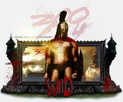 Sign 300 Spartans - WilD by thiagoarantes20