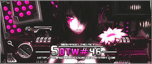 Sign Robot Girl - Sotw#46 AngelzMU by thiagoarantes20