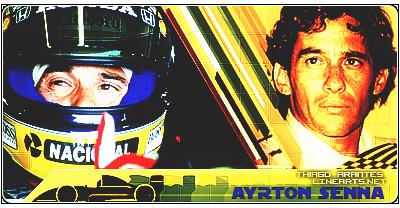 Atividade LineArts - Homenagem a Ayrton Senna by thiagoarantes20