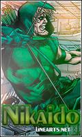Avatar Arqueiro Verde by thiagoarantes20