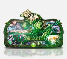 Sign Modelada Arqueiro Verde by thiagoarantes20