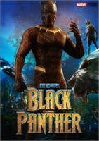 Black Panther Erik Killmonguer by thiagoarantes20