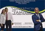 Banner Primeira Conferencia da Familia