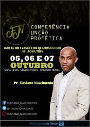 Conferencia Uncao Profetica