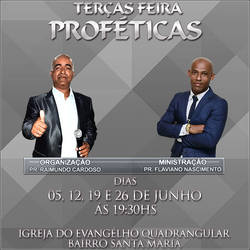 Terca Profetica by thiagoarantes20