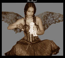 No Angel by llamafish