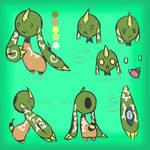 Ikimori - Open Species Ref