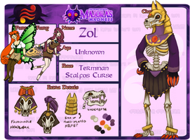 Majora's Madness: Zol of Ikana