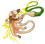 Smeargle Used Sketch! by Ra-ooo