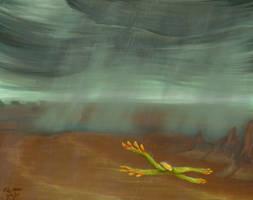 PMA: SeaDeep Mission - Rain in the Desert