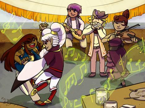 BtGS: A Party At Lon Lon #3