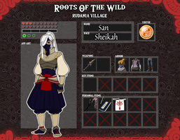Roots of the Wild: San