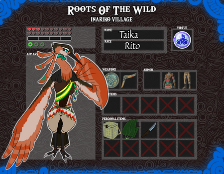 Roots of the Wild: Taika