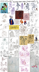 RotW: Sketchdump 2