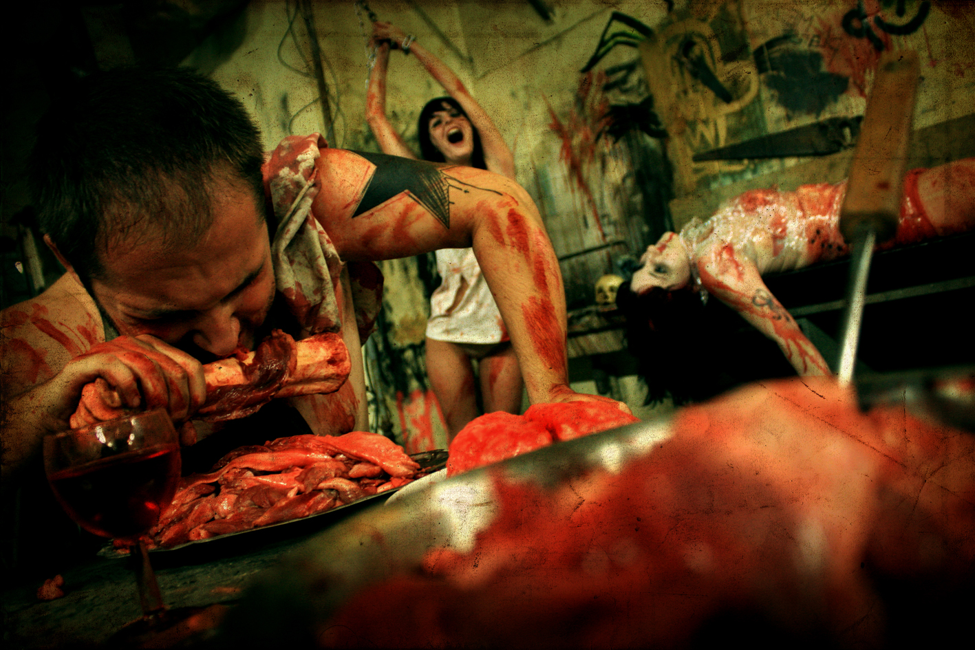 cannibalism a human atrocity essay What is the absolute worst event in human account the duration of the atrocity then nothing is going to of the continent into cannibalism.