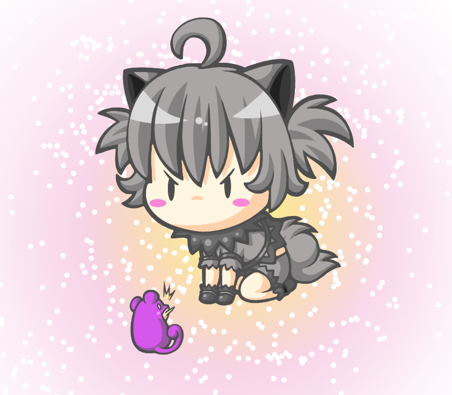H-H: Chibi Katie By Demonshark151 On DeviantArt