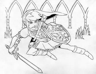 Legend of Zelda Link 2