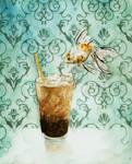goldfish ice coffee