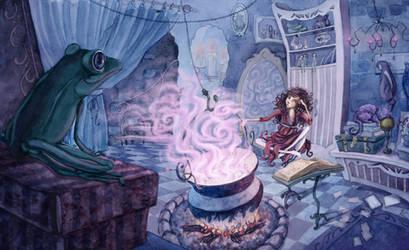 Frog Prince by Kayla-Noel