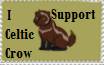I Support Celtic-Crow! by CelticLlama