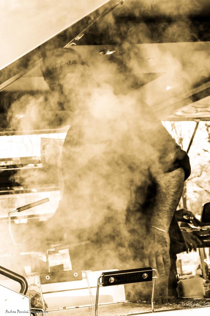 Fog's man by W4S4BI