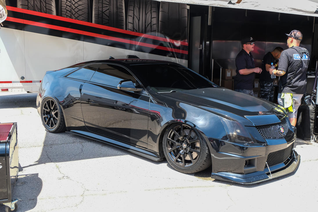 Cadillac Cts Coupe Las Vegas >> 2011-2014 Cadillac CTS -V Coupe (Heavily Modded) by Kamaji-H on DeviantArt