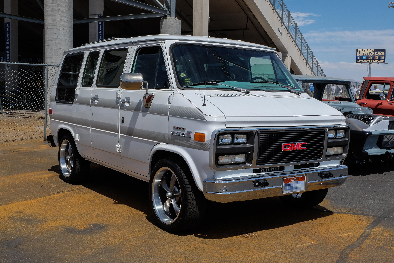 gmc savana corey minivan rv cars