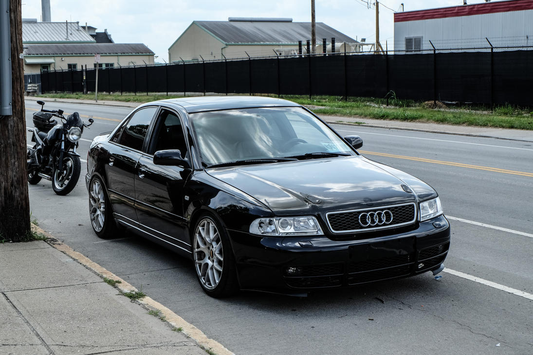 Audi S T Quattro Sedan Modded By KamajiH On DeviantArt - 2002 audi s4