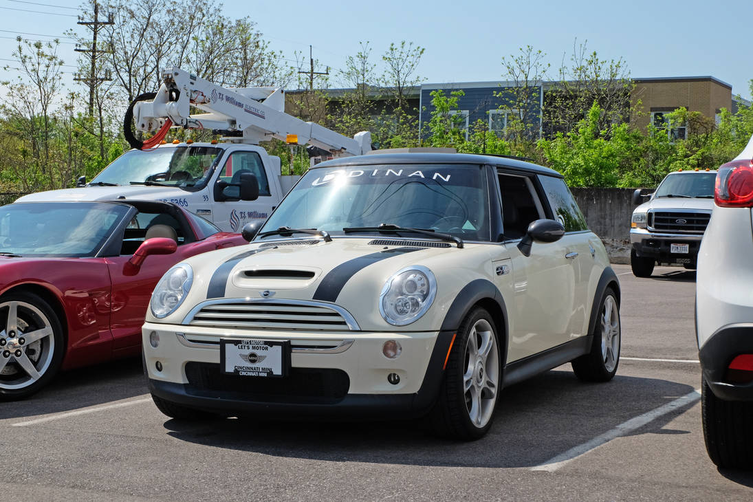 2006 Mini Cooper S Hardtop Dinan Upgrades By Kamaji H On Deviantart