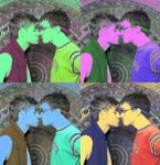Kiss x 4