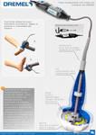 Dremel Podologia (funcionamiento)
