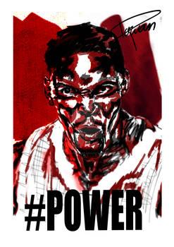 Chris Bosh - #POWER